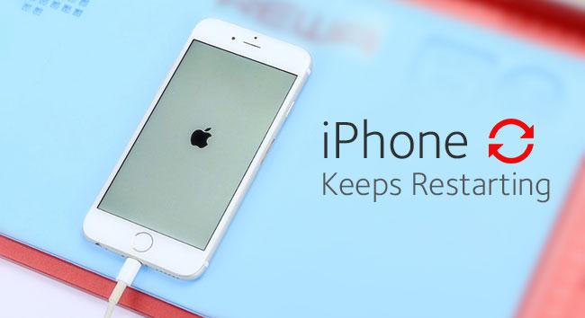 تم إصلاح مشكلة إعادة تشغيل iPhone 6 أكو وب