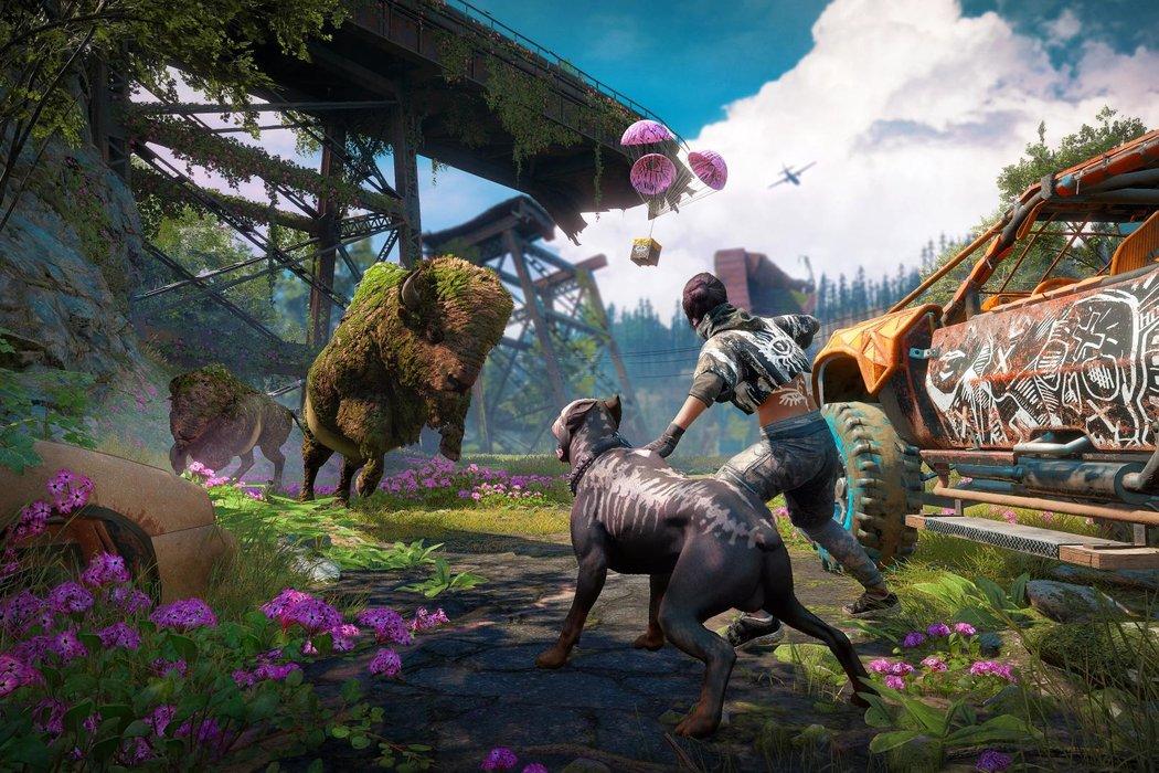 معاينة لعبة Far Cry New Dawn أكو وب