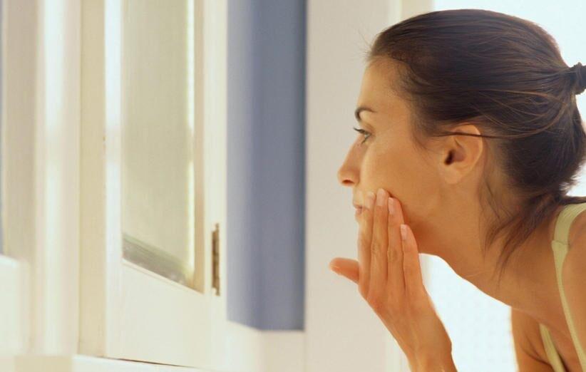 تطهير الوجه أثناء الحمل