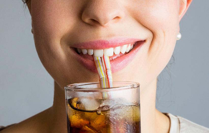 عيوب المشروبات الغازية
