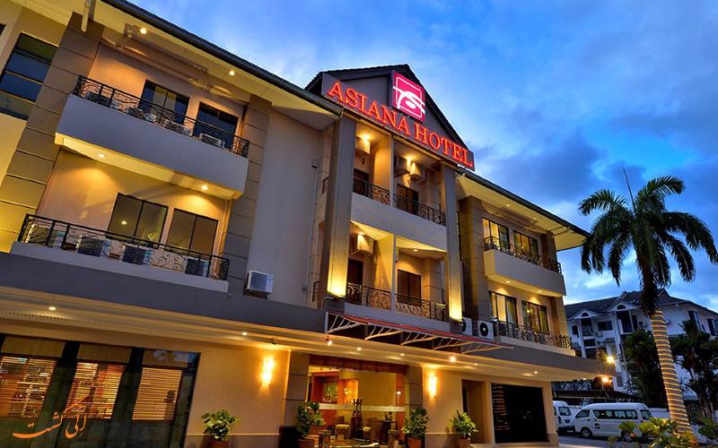 فندق Asiana هو أحد أفضل فنادق دبي للإيرانيين