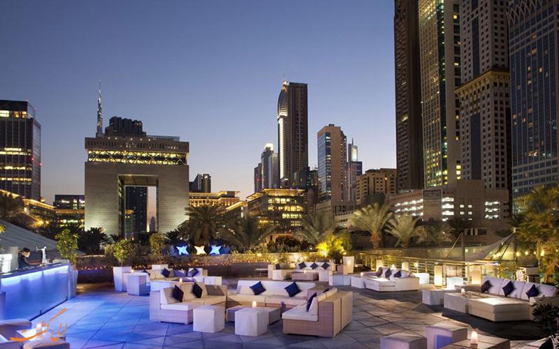 فندق جميرا الإمارات أبراج دبي