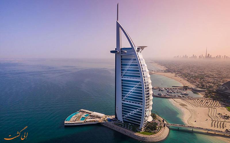 أفضل فنادق دبي للإيرانيين