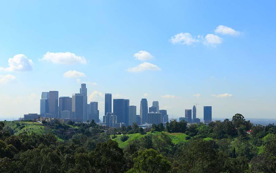 لوس أنجلوس ، كاليفورنيا