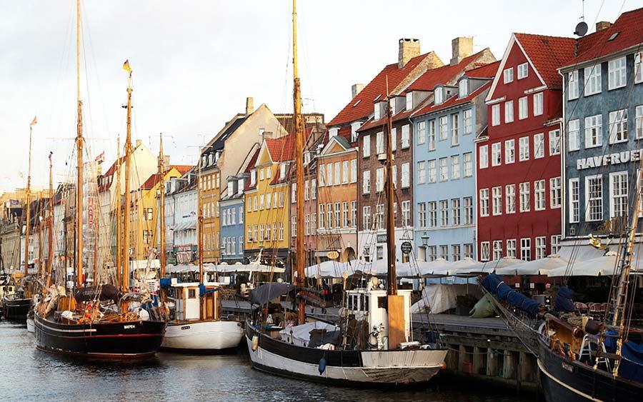 كوبنهاغن ، الدنمارك