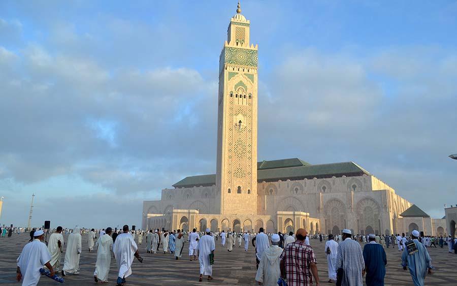 الدار البيضاء ، المغرب