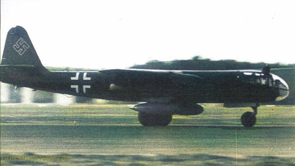 1576106644 703 أرادو ، أول قاذفة هتلر النفاثة أكو وب