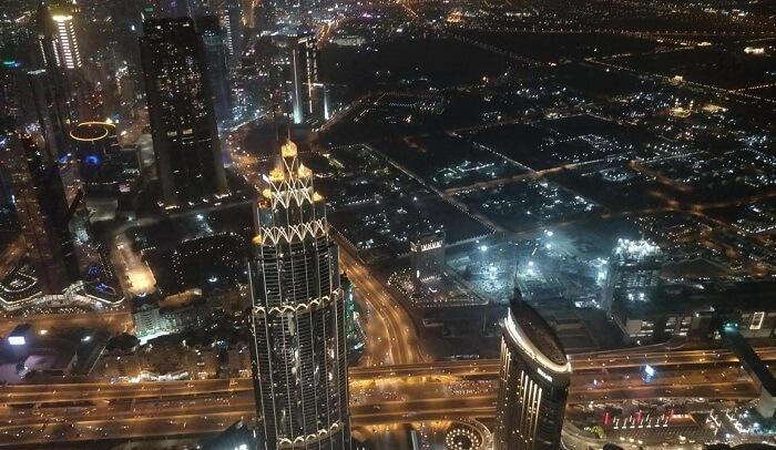 نظرة شاملة ليلة المدينة