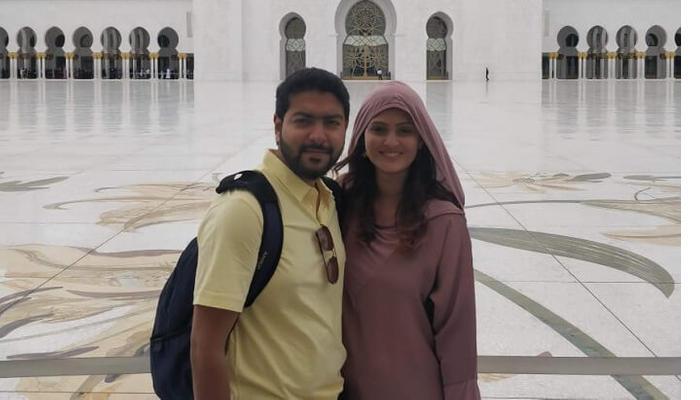 زار المسجد الحرام كان تجربة مدهشة