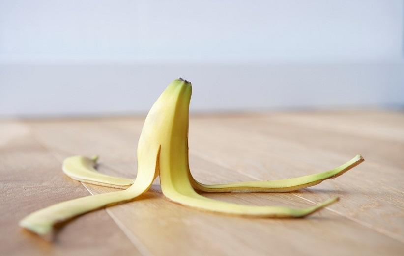 كيفية جعل الأسمدة الموز