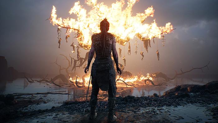لعبة Hellblade