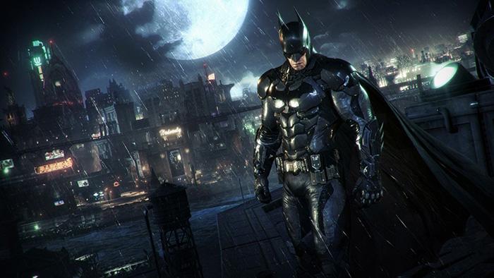 لعبة باتمان Arkham فارس