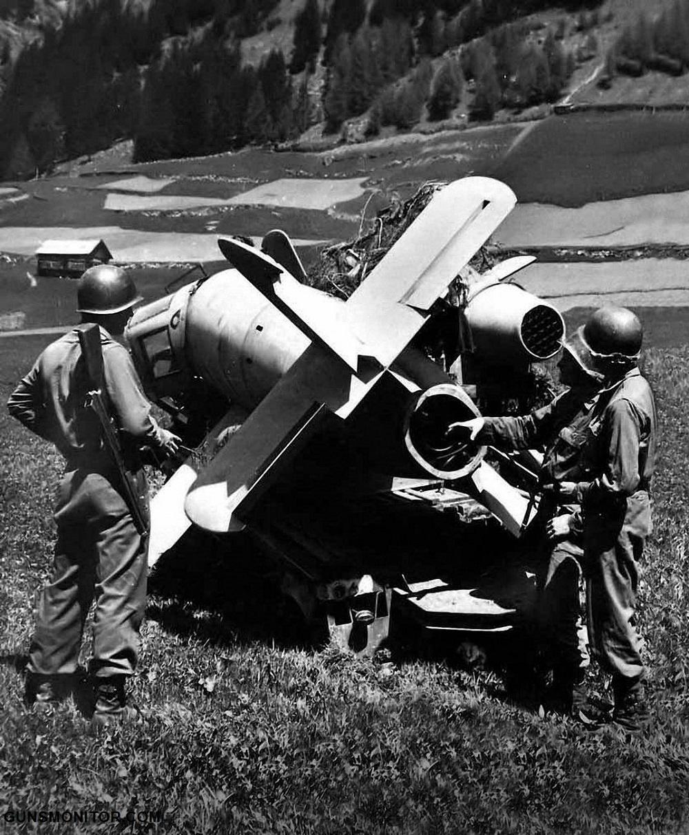 1576298338 512 طائرة هتلر المتاح مراقب الأسلحة مجلة الأسلحة البصرية أكو وب