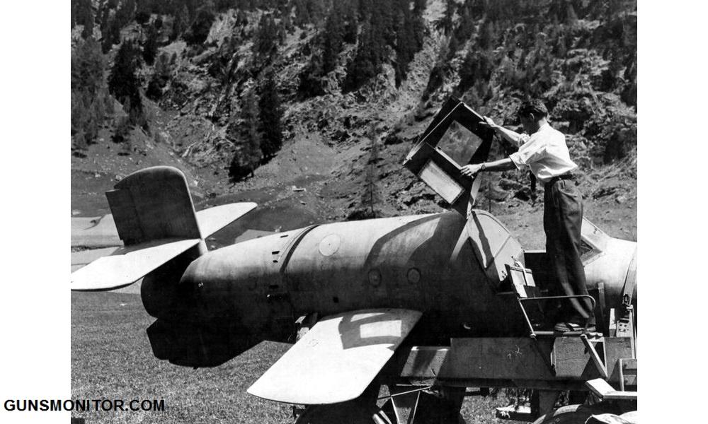 1576298338 805 طائرة هتلر المتاح مراقب الأسلحة مجلة الأسلحة البصرية أكو وب
