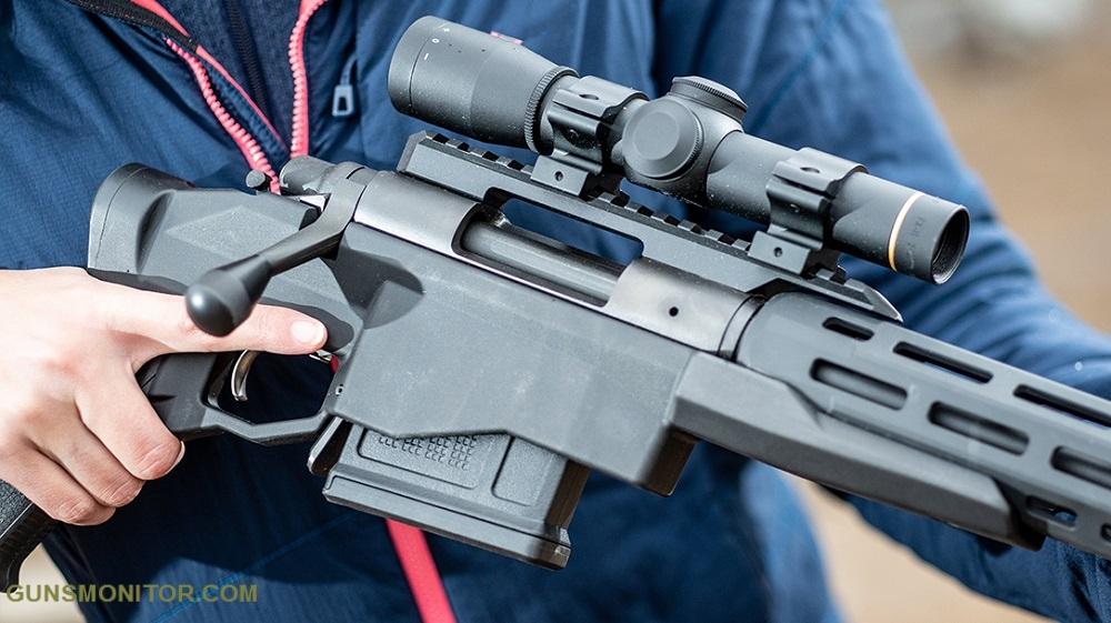 1576298698 517 ريمنجتن بندقية مع نظرة مختلفة تماما أكو وب