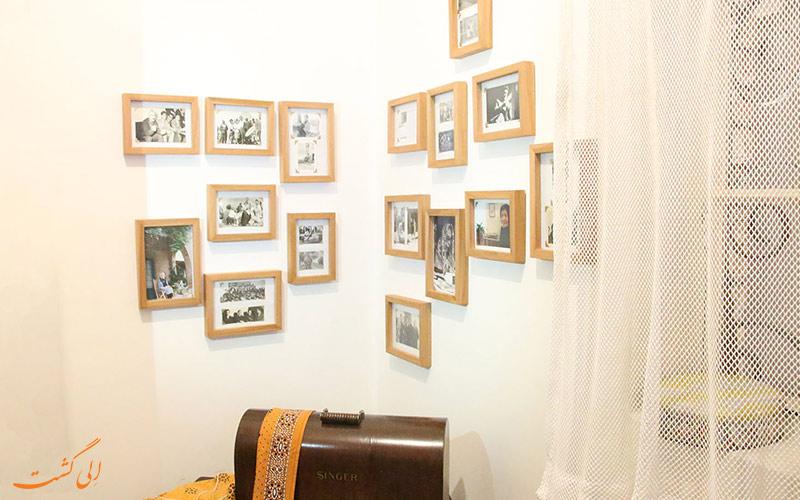 صور سيمين وجلال على الحائط