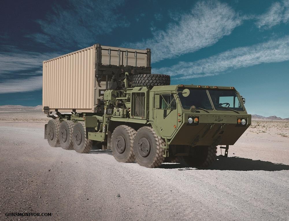 1576356328 153 HEMTT ؛ عائلة الجيش الأمريكي من الشاحنات أكو وب