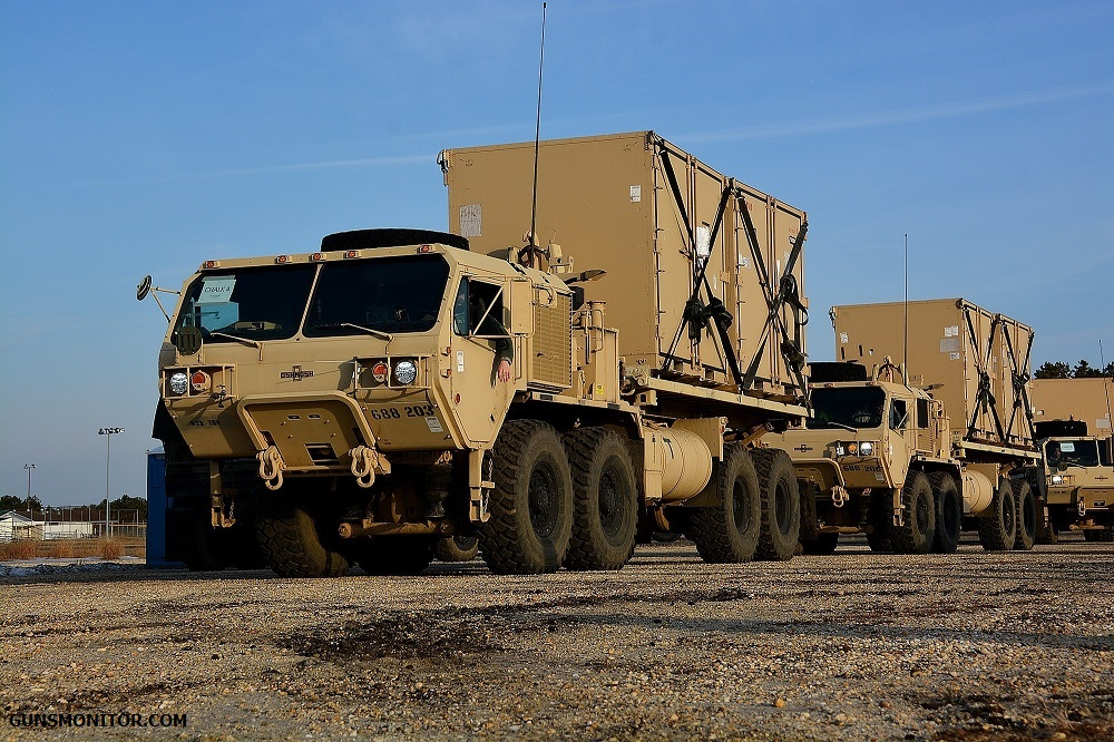 1576356328 312 HEMTT ؛ عائلة الجيش الأمريكي من الشاحنات أكو وب