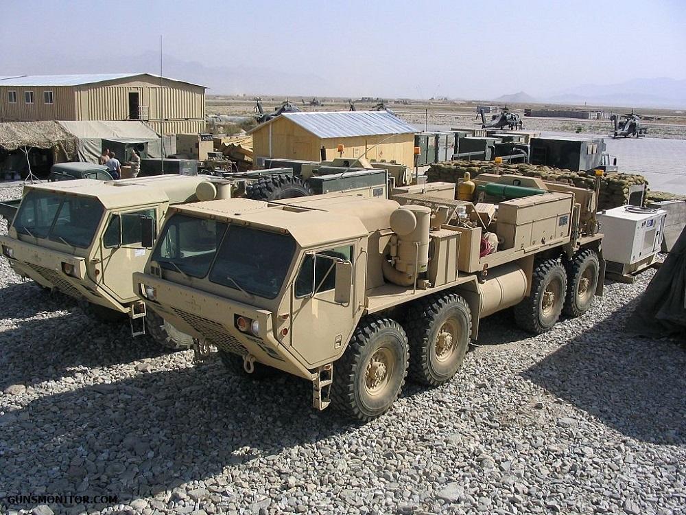 1576356328 375 HEMTT ؛ عائلة الجيش الأمريكي من الشاحنات أكو وب