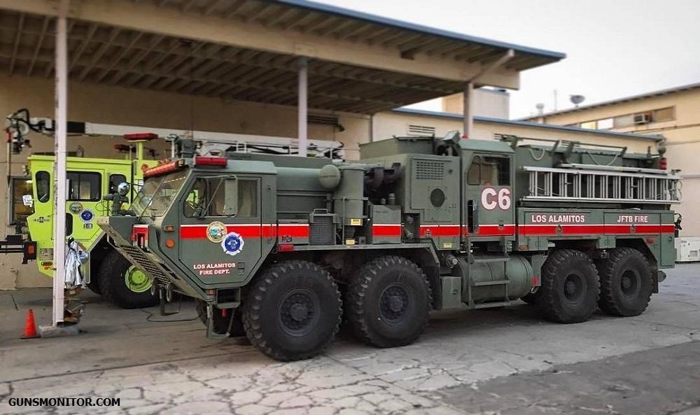 1576356328 719 HEMTT ؛ عائلة الجيش الأمريكي من الشاحنات أكو وب