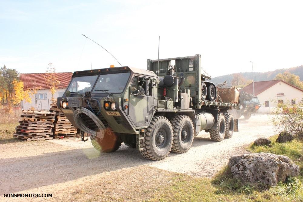 1576356328 743 HEMTT ؛ عائلة الجيش الأمريكي من الشاحنات أكو وب