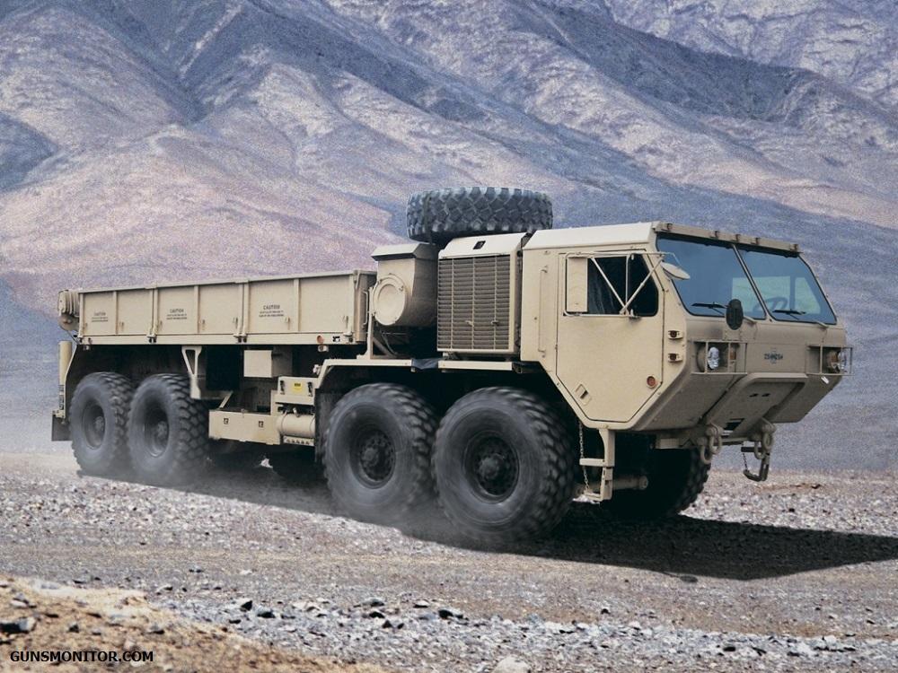1576356328 816 HEMTT ؛ عائلة الجيش الأمريكي من الشاحنات أكو وب