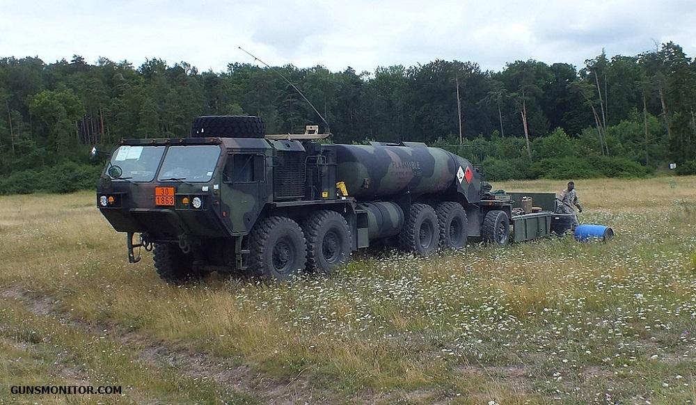 1576356328 956 HEMTT ؛ عائلة الجيش الأمريكي من الشاحنات أكو وب