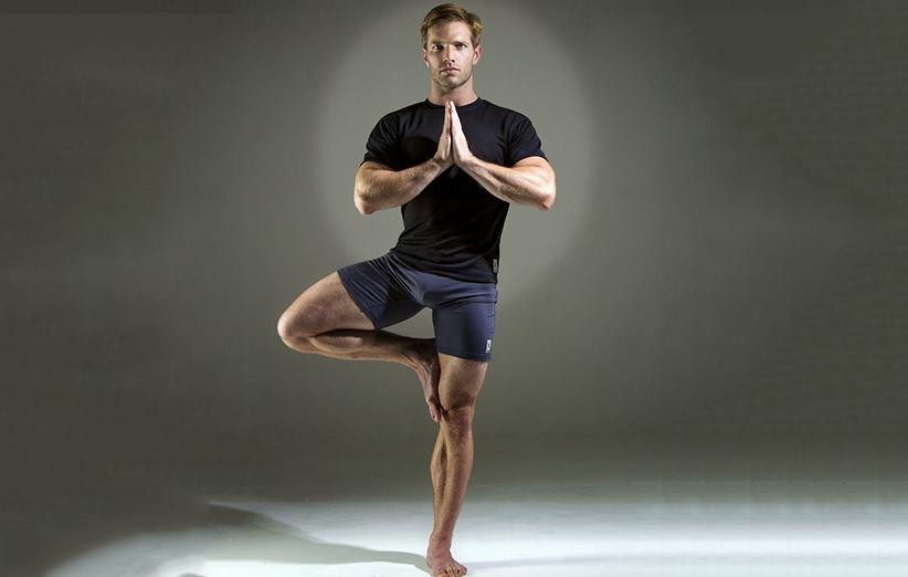 تدريب اليوجا