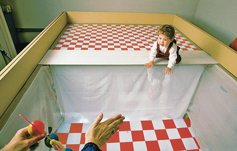 الخوف من الطول عند الأطفال