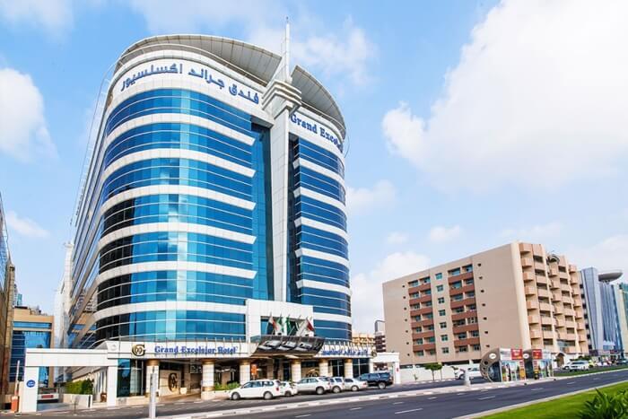 كنيسة الإمارات المعمدانية الدولية