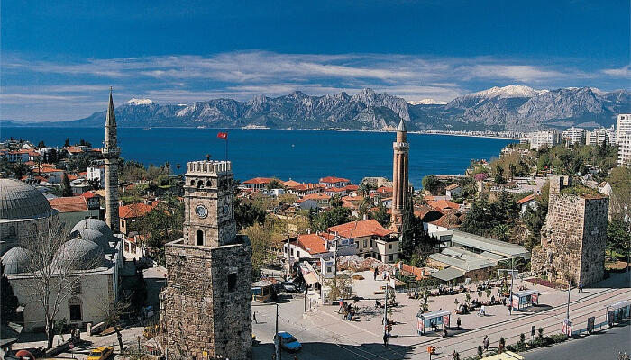 أنطاليا في تركيا