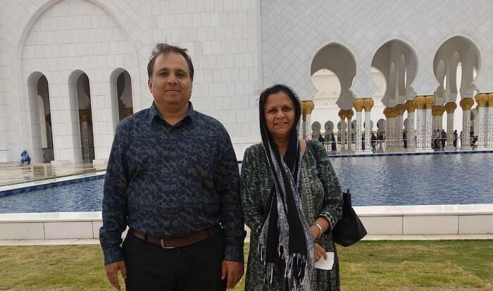 المساجد الشهيرة