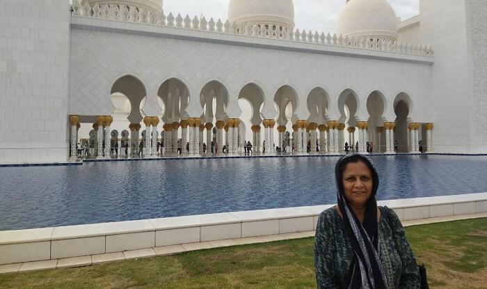 مساجد جميرا في دبي