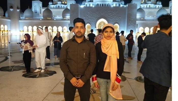 زار مسجد جميرا