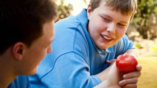 عادات الأكل عند الطفل