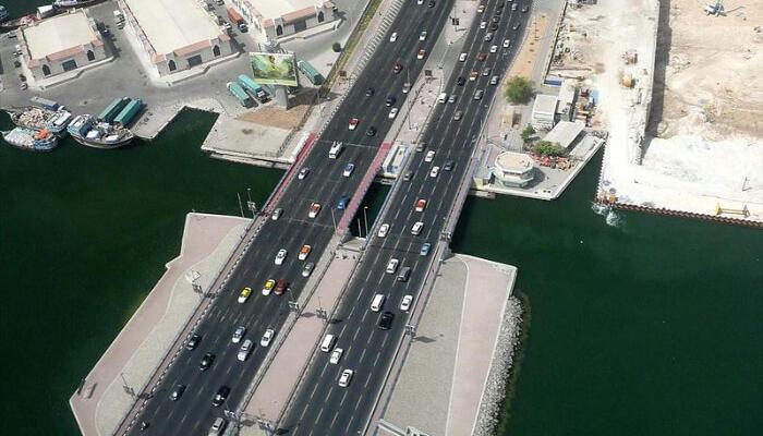 جسر آل مكتوم