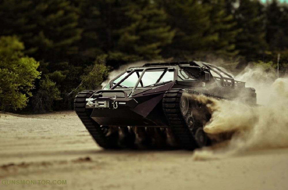 1576835443 114 Ripsaw EV3 F1 ؛ من دبابة إلى Superlux أفروديت أكو وب
