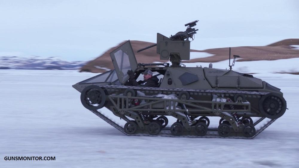 1576835443 496 Ripsaw EV3 F1 ؛ من دبابة إلى Superlux أفروديت أكو وب