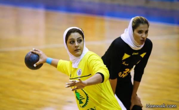 كرة اليد النسائية