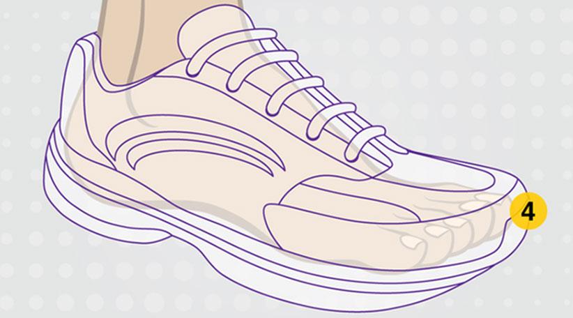 شراء أحذية المشي لمسافات طويلة جيدة