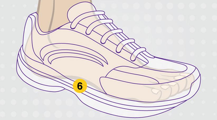 الأحذية المشي لمسافات طويلة