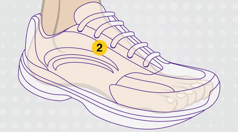 شراء أحذية المشي لمسافات طويلة للمرأة