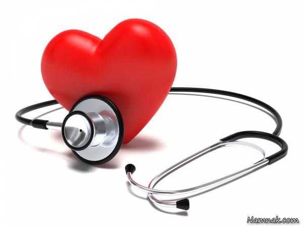 القلب السليم مع فقدان الوزن