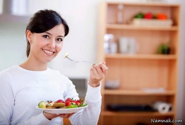 مزاج إيجابي مع فقدان الوزن