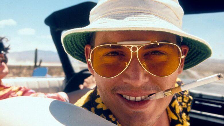 جوني ديب / الخوف والكراهية في لاس فيغاس