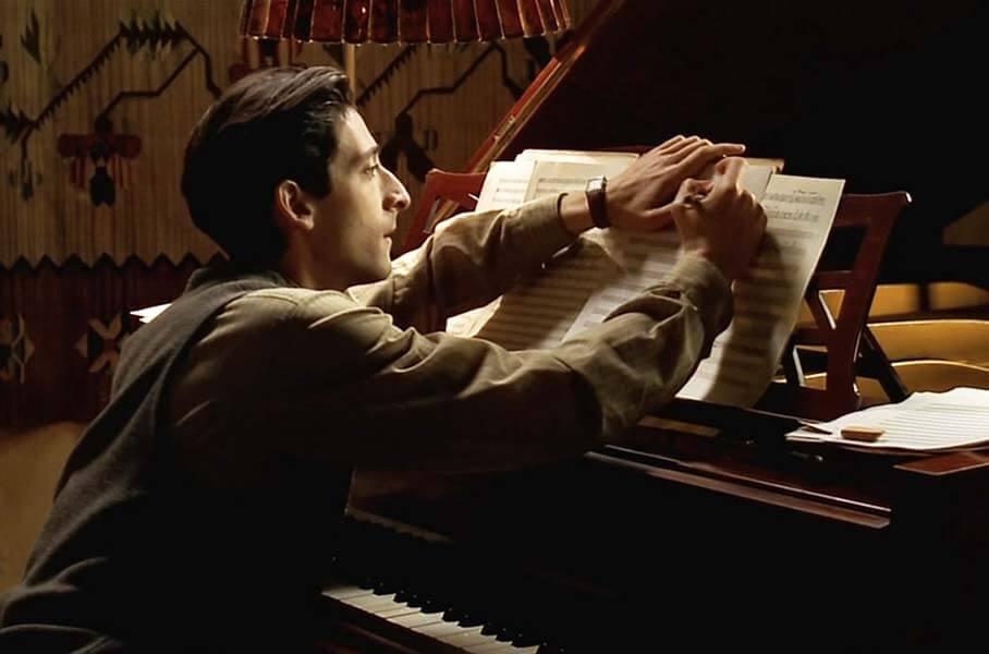 ادريان برودي / عازف البيانو