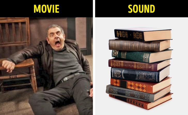 هبوط صوت - كتب كبيرة