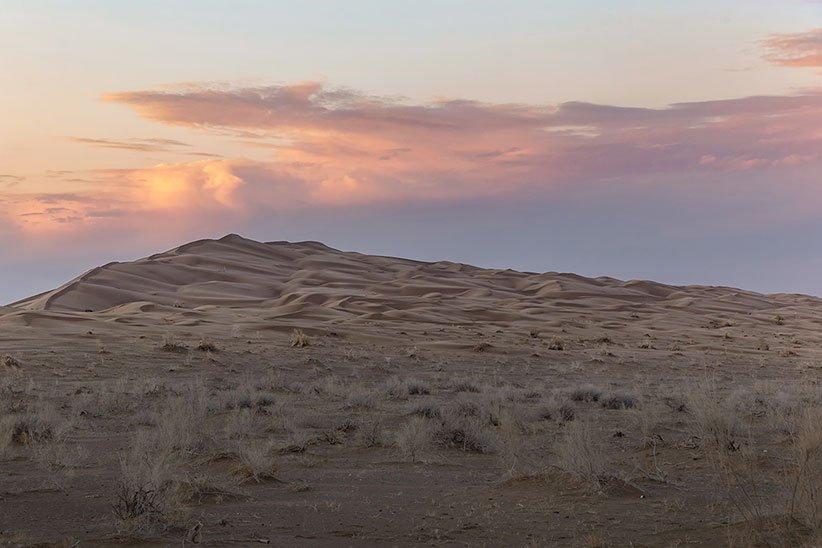 اصفهان الصحراء المصرية