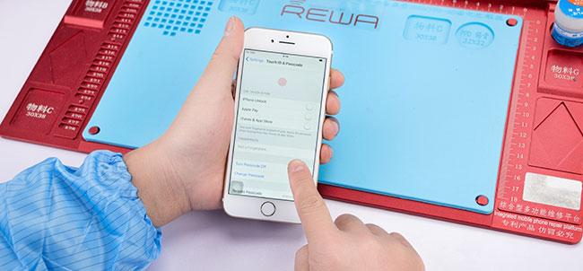 1577958063 509 اي فون 7 اللمس معرف إصلاح الأجهزة أكو وب