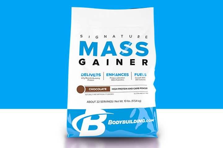 ملاحق زيادة الوزن - Bodybuilding.com
